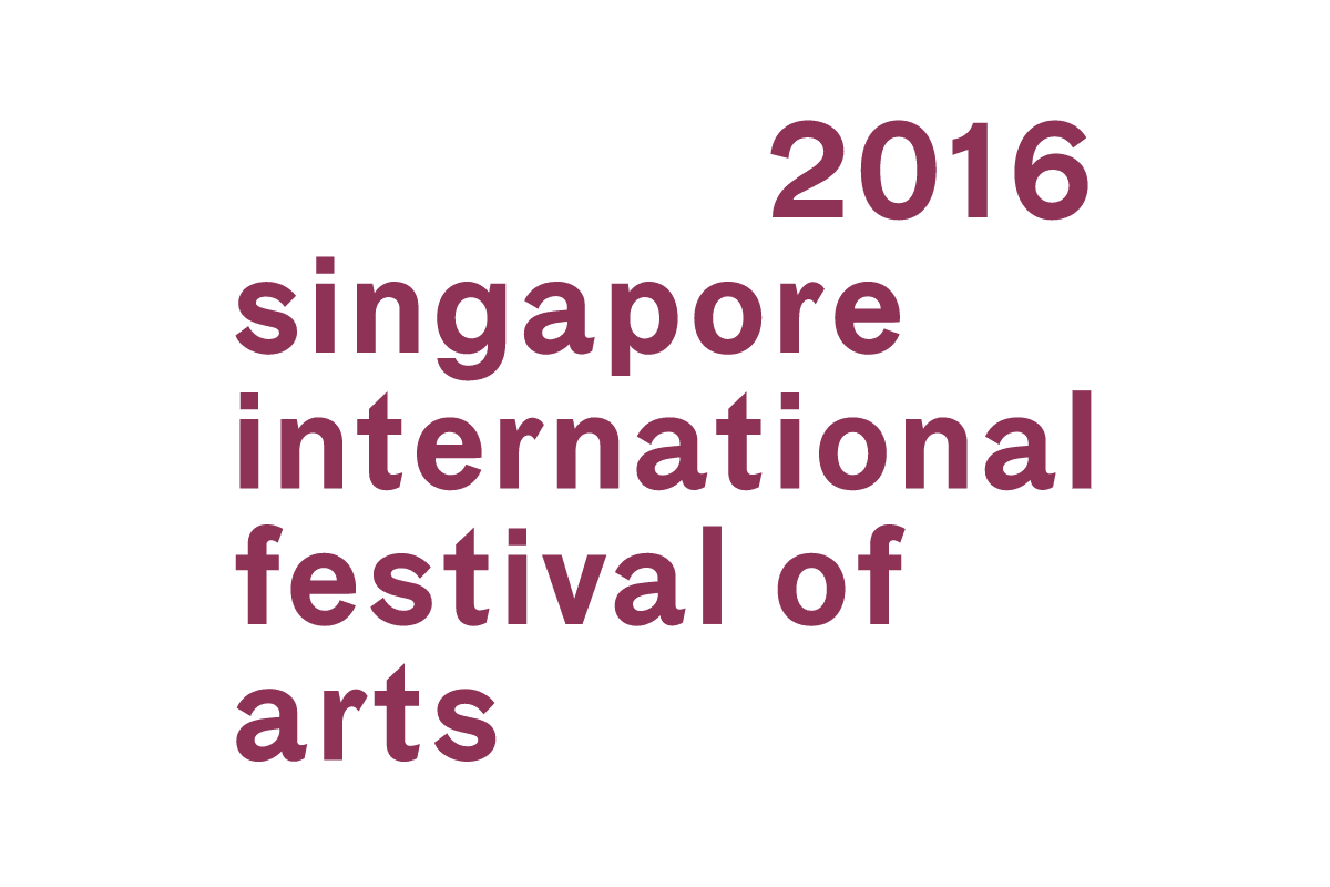 Singapore International Festival of Arts 2016 Portfolio Logo (SIFA)